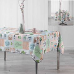 Epinea Patchwork Tablecloth - Multi