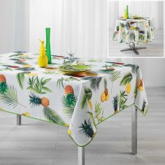 Fresh Ananas Photoprinted Tablecloth - Multi