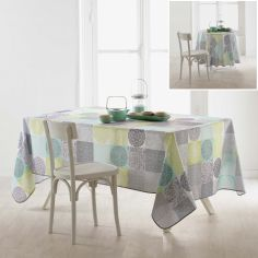 Mantra Polyester Tablecloth - Green