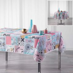 Optima Colourful Polyester Tablecloth