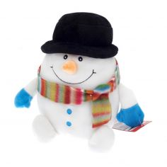 Christmas Snowman Heavyweight Doorstop