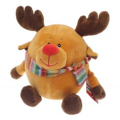 Christmas Reindeer Rudolph Heavyweight Doorstop