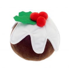 Christmas Pudding Heavyweight Doorstop