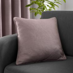 Strata Plain Textured Cushion Cover - Blush Pink