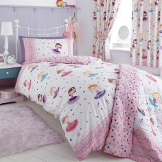 Ballerina Quilted Throw - Multi