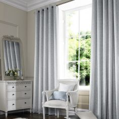Camryn Silver Made to Measure Curtains