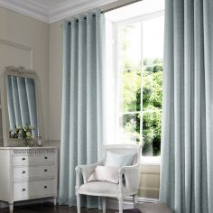 Camryn Duck Egg Blue Made to Measure Curtains