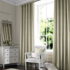 Camryn Apple Green Yellow Made to Measure Curtains
