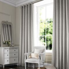 Camryn Linen Beige Cream Made to Measure Curtains