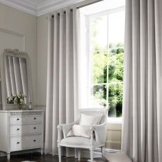 Veronica Ivory Beige Cream Made to Measure Curtains