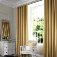 Veronica Sunshine Green Yellow Made to Measure Curtains