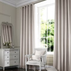 Veronica Champagne Beige Cream Made to Measure Curtains
