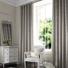 Ainsley Taupe Natural Made to Measure Curtains