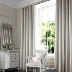 Ainsley Champagne Beige Cream Made to Measure Curtains