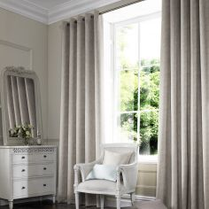 Ainsley Wheat Beige Cream Made to Measure Curtains