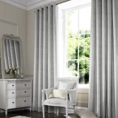 Ainsley Silver Made to Measure Curtains
