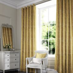 Vera Mimosa Yellow Made to Measure Curtains