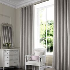 Makayla Pewter Silver Grey Made to Measure Curtains