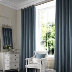 Makayla Navy Blue Made to Measure Curtains