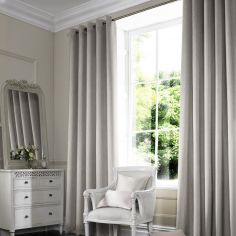 Shelby Ecru Beige Cream Made to Measure Curtains