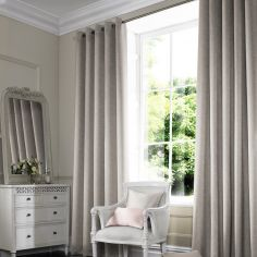 Melanie Nougat Beige Cream Made to Measure Curtains