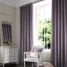 Hadley Flint Purple Made to Measure Curtains