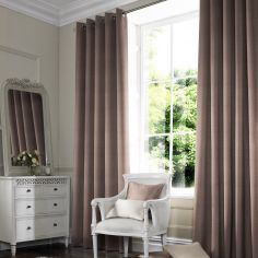 Hadley Vole Natural Made to Measure Curtains