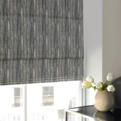 Madison Sky Blue Roman Blind
