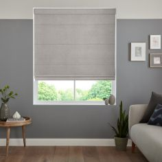 Karina Moonstone Silver Grey Room Blind