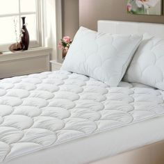 Anti Allergy Quilted Mattress Topper