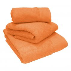 Egyptian Cotton Combed Supersoft Towel Orange