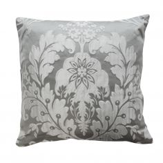 Charleston Jacquard Cushion Cover - Silver Grey