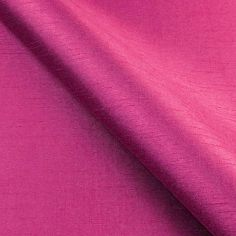 Fuchsia Faux Silk Made to Measure Curtains