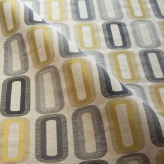 Ochre Soho Made to Measure Curtains