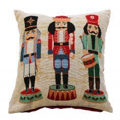 Nutcracker Cushion Cover