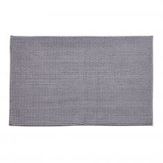 Catherine Lansfield Bath Mat - Silver Grey