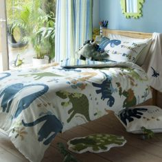 Dinosaurs Kids Duvet Cover Set