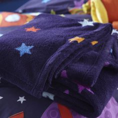 Catherine Lansfield Outer Space Kids Throw