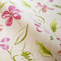 Fuchsia Summertime Made to Measure Roman Blind