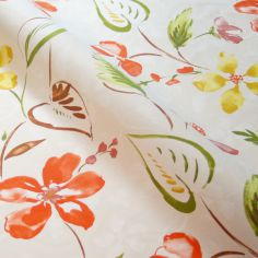 Spice Summertime Made to Measure Roman Blind