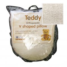 Teddy Soft Orthopaedic V Shaped Pillow
