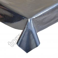 Clear Plastic Tablecloth Wipe Clean Pvc Vinyl