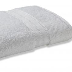 Bianca 100% Cotton Soft Egyptian Towel - White