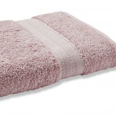 Bianca 100% Cotton Soft Egyptian Towel - Blush Pink