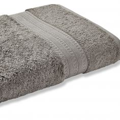 Bianca 100% Cotton Soft Egyptian Towel - Grey