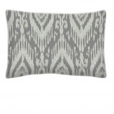 Bianca Cotton Soft Ikat Weave Cushion - Multi