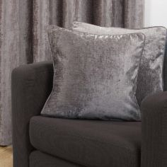 Luxury Velvet Cushion Cover - Latte Cream