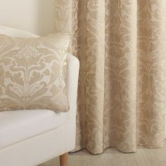 Crompton Jacquard Cushion Cover - Natural