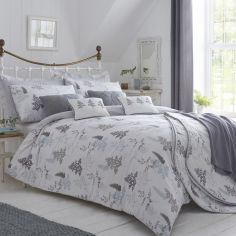 Linden Duvet Cover Set - Duck Egg Blue