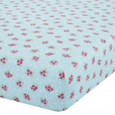 Catherine Lansfield Fairies Cotton Rich Fitted Sheet